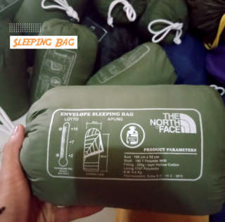 sewa sleeping bag